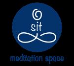 sit meditation transparent background
