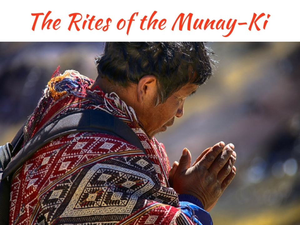 The Rites of the Munay-Ki